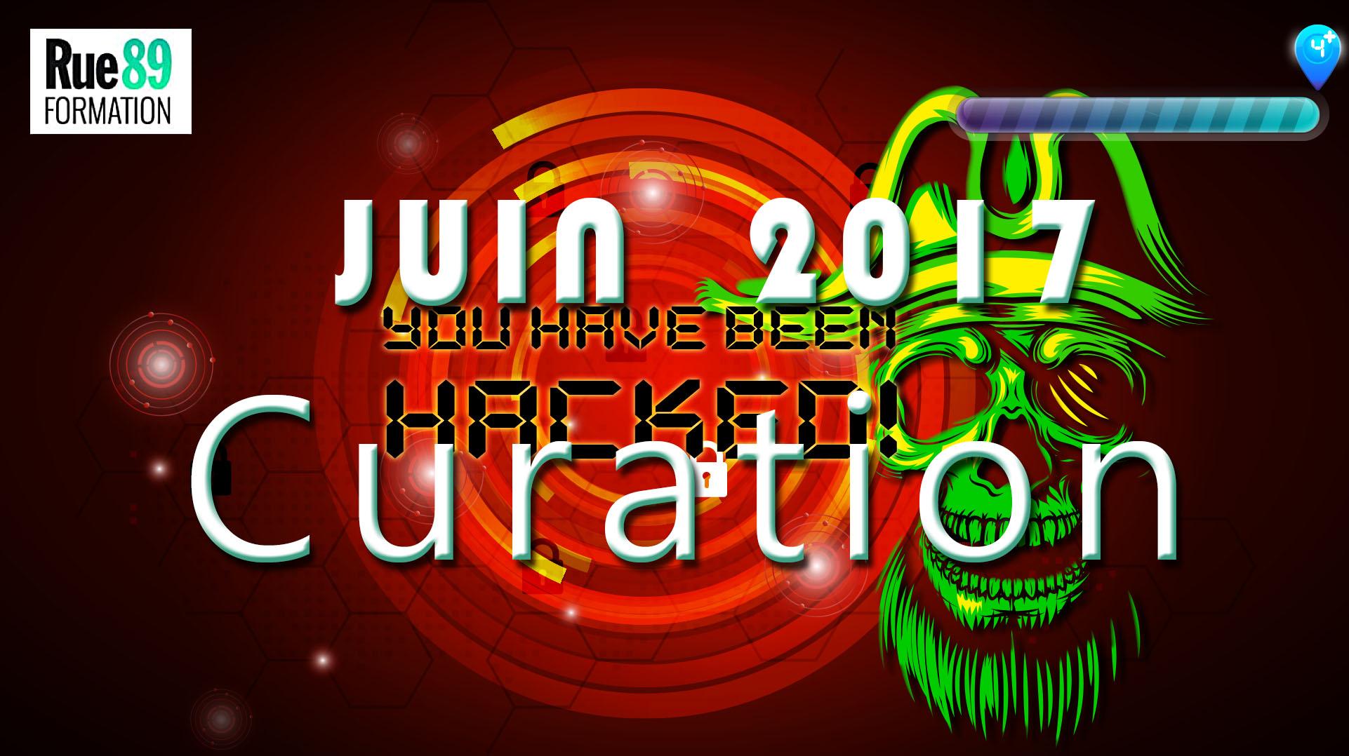 curation juin